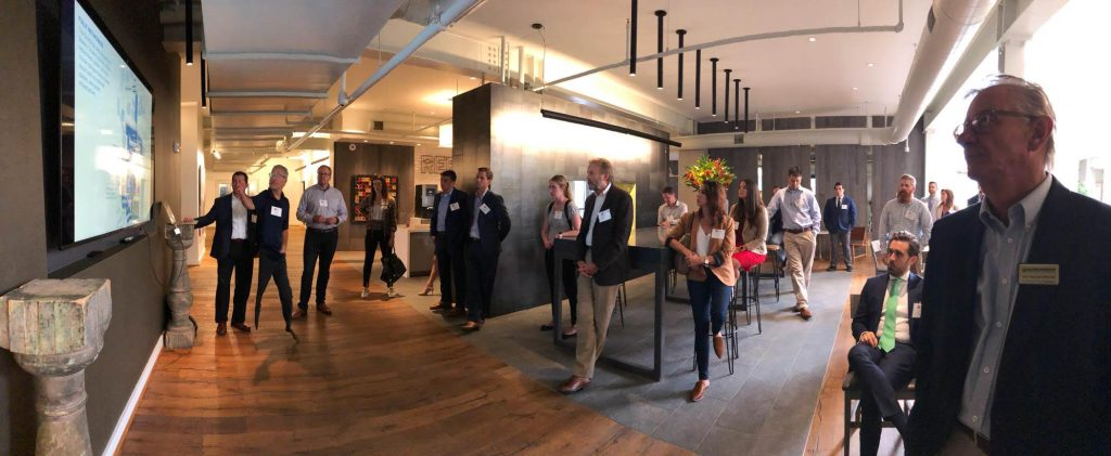 CCIM Event in Bakery Square, Pittsburgh